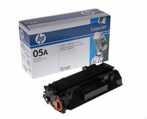 Картридж HP 505A
